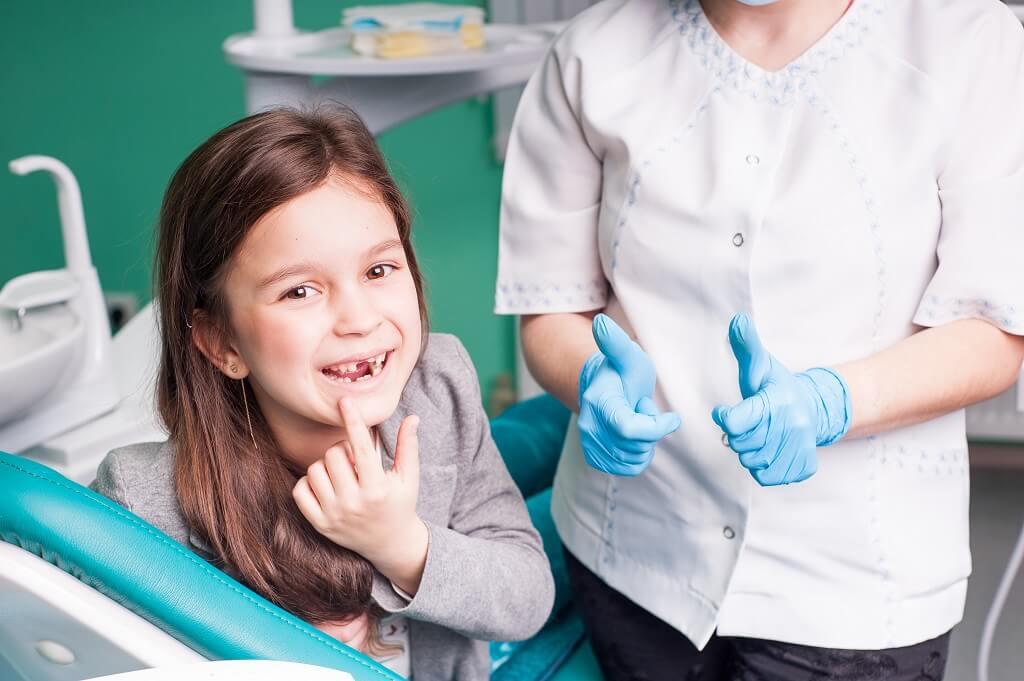 טיפולי שיננית לילדים