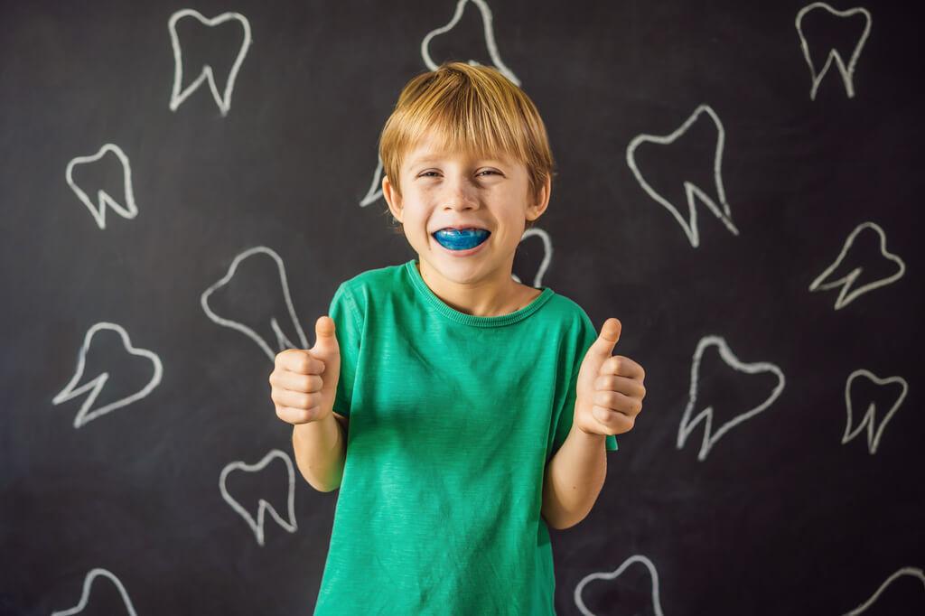 בריאות הפה אצל ילדים