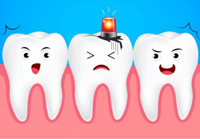 רפואת שיניים דחופה